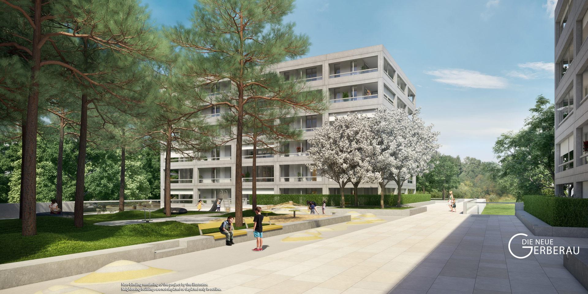 Property Munich: Die neue Gerberau