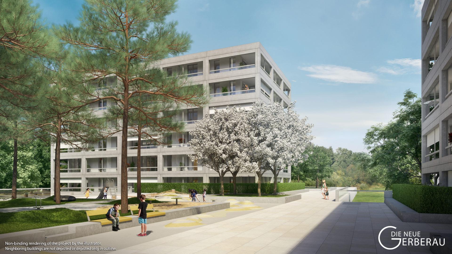 Property Die neue Gerberau - Illustration 1