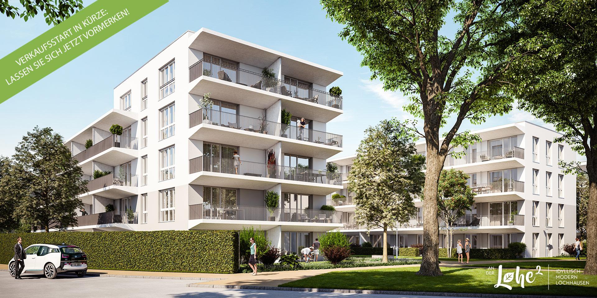 Eigentumswohnungen München: An der Lohe 2
