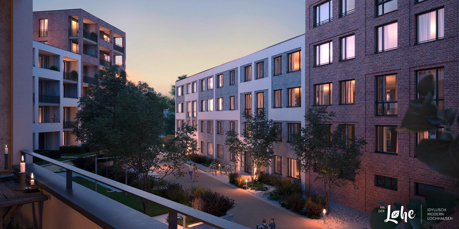 Eigentumswohnungen München: An der Lohe