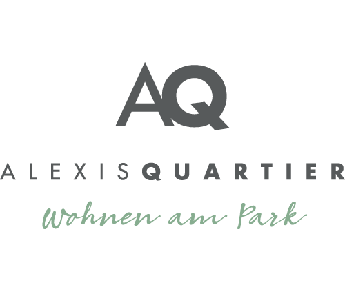 Immobilie Alexisquartier - Wohnen am Park - Gewerbeeinheiten - Projektlogo