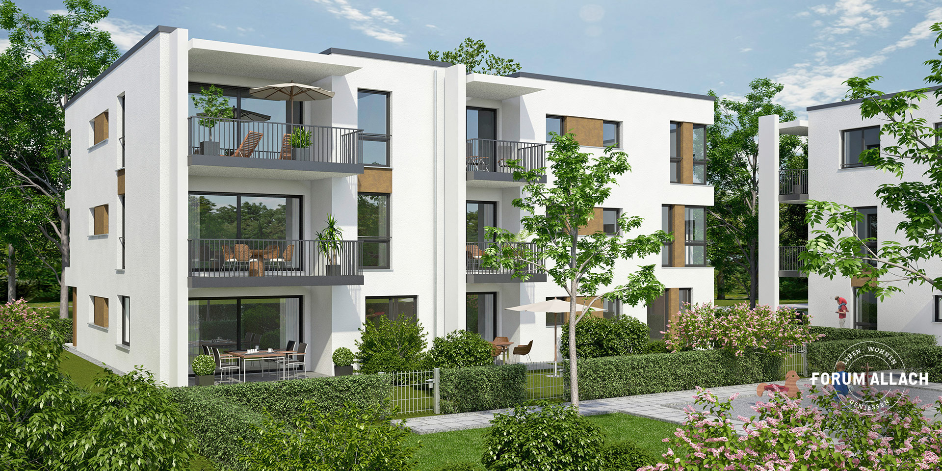 Property Munich: Forum Allach