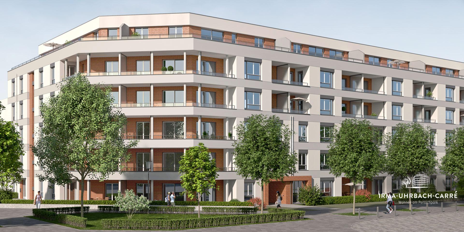 Eigentumswohnungen München: Irma-Uhrbach-Carré