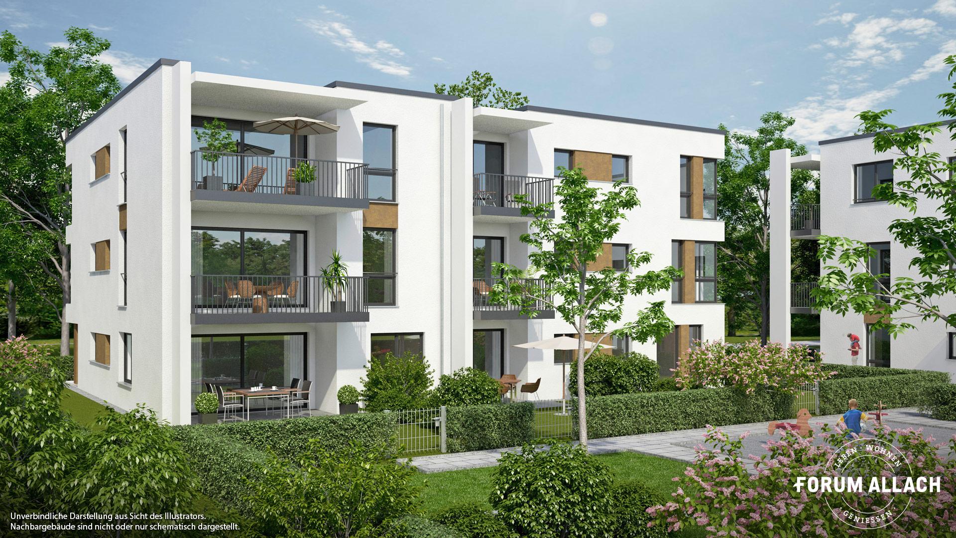 Immobilie Forum Allach - Illustration 1