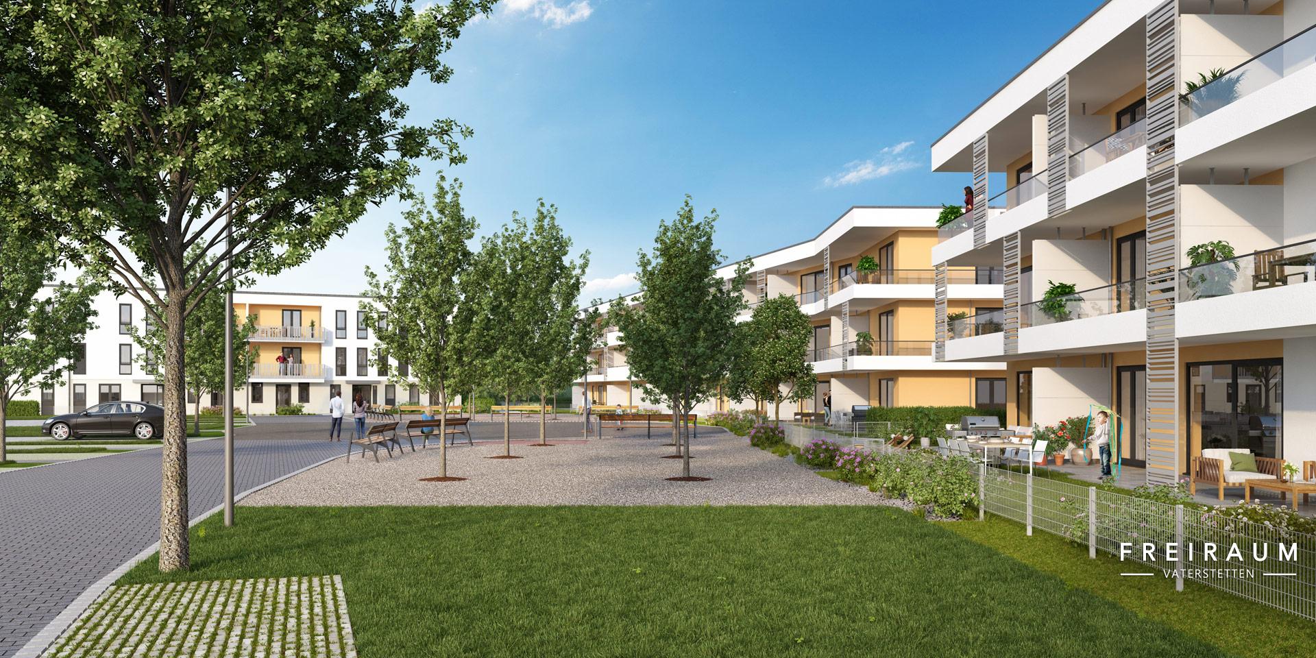 Eigentumswohnungen Vaterstetten: Freiraum Vaterstetten