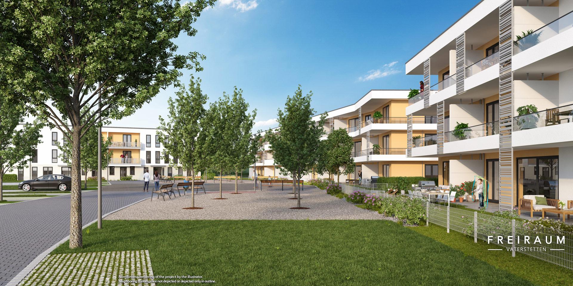 Property Munich: Freiraum Vaterstetten