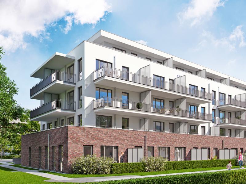 Neubau - Eigentumswohnungen in München - Feldmoching