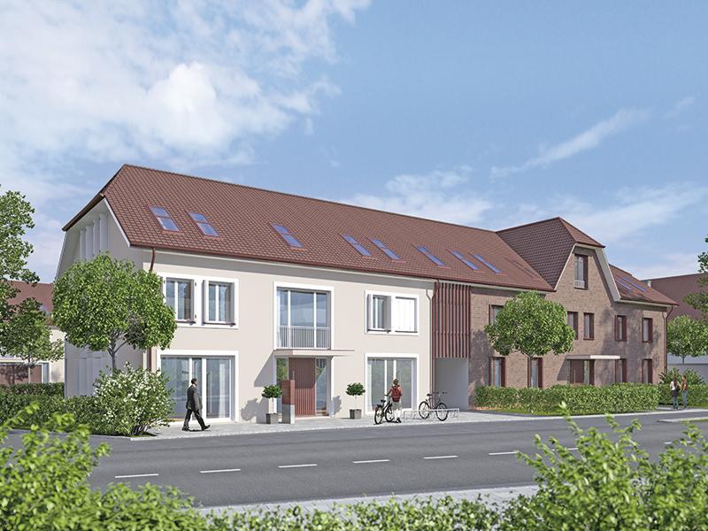 Neubau - Eigentumswohnungen in Putzbrunn