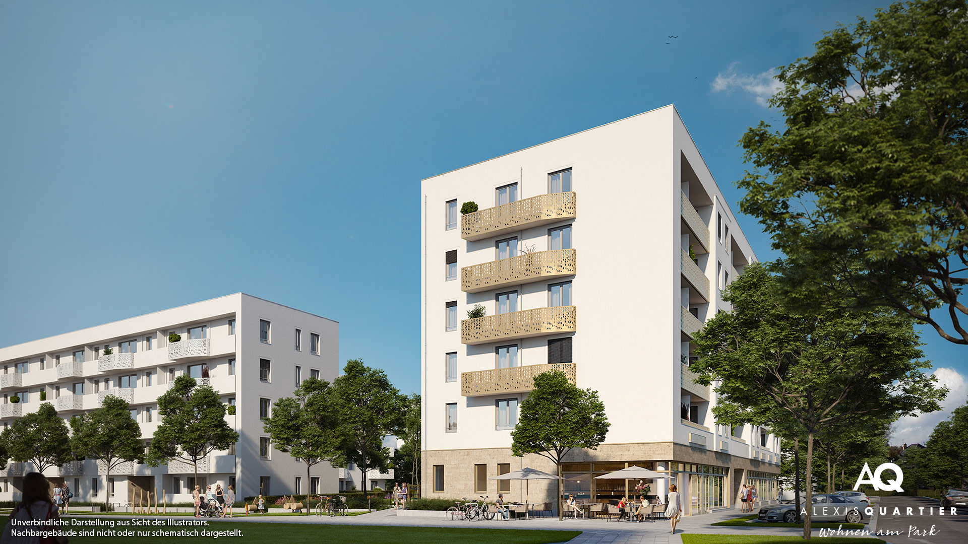 Property Alexisquartier - condominiums - Illustration 2