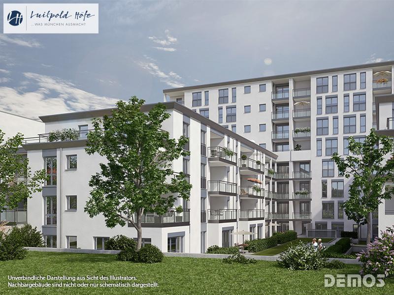 Immobilie Luitpold Höfe - Illustration 2