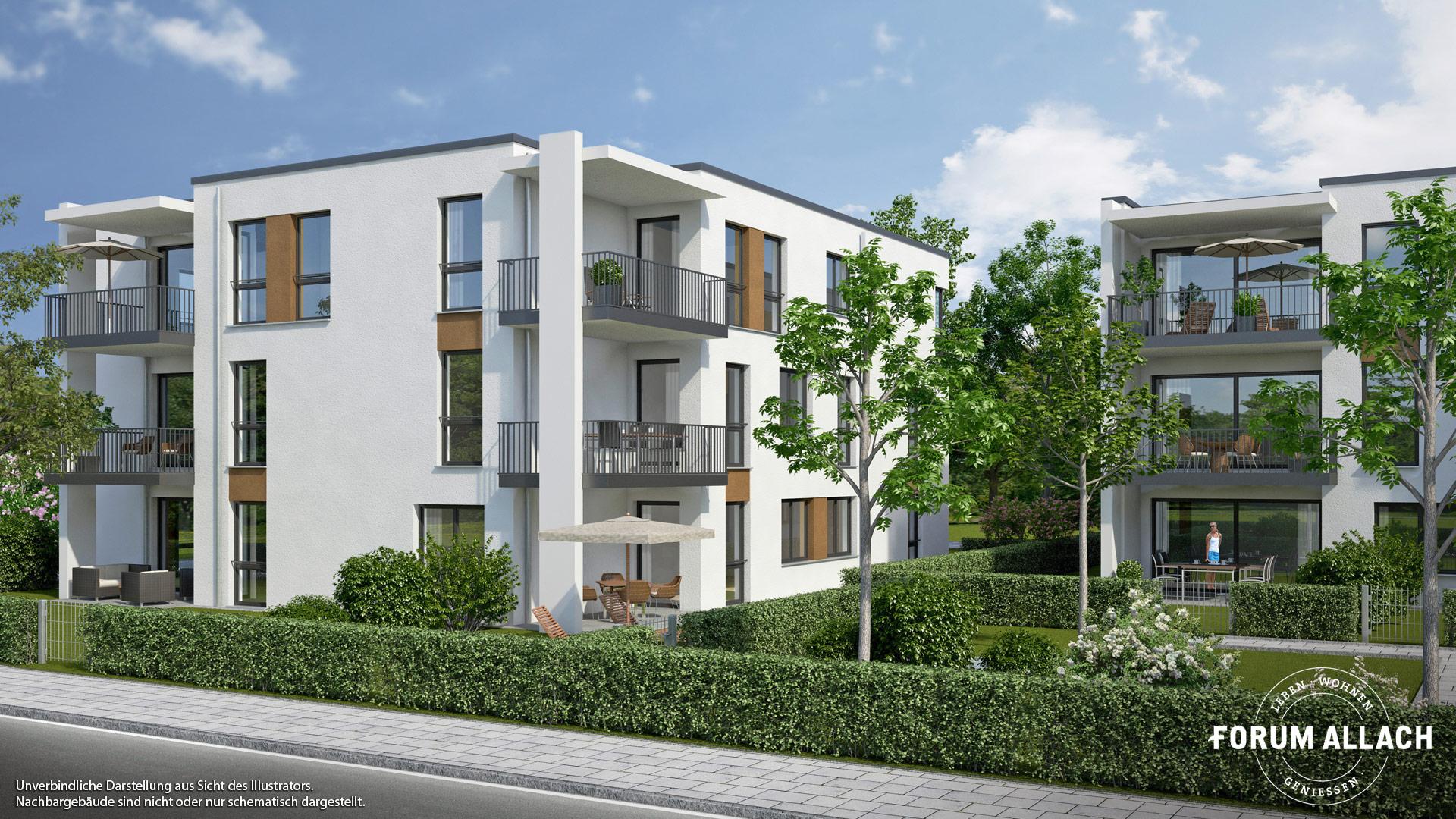 Immobilie Forum Allach - Illustration 2