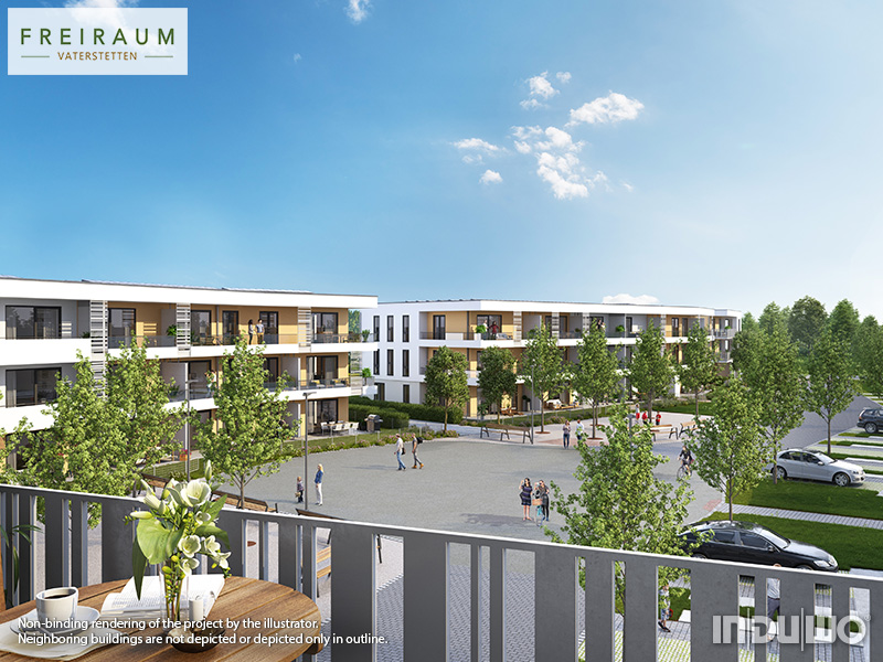 Property Freiraum Vaterstetten - Illustration 2