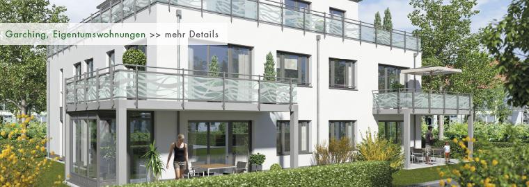 Neubau - Eigentumswohnungen in Garching