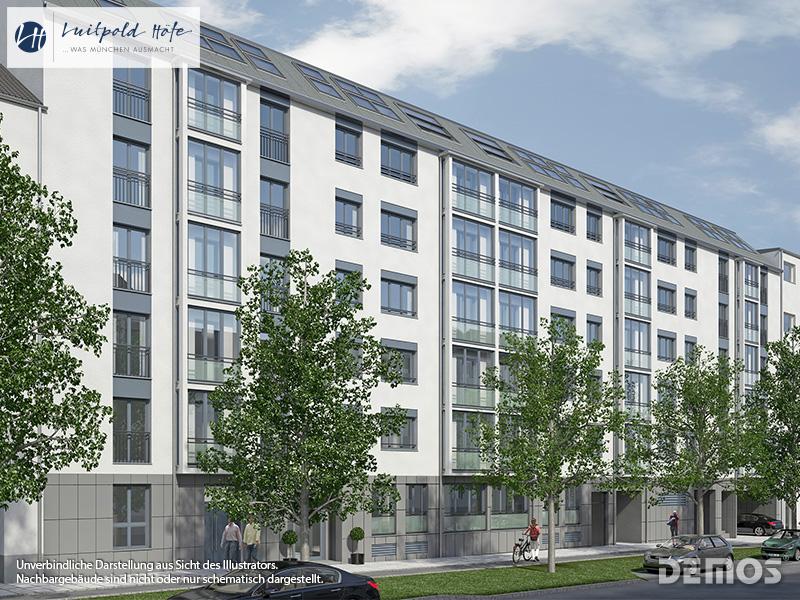 Immobilie Luitpold Höfe - Illustration 3