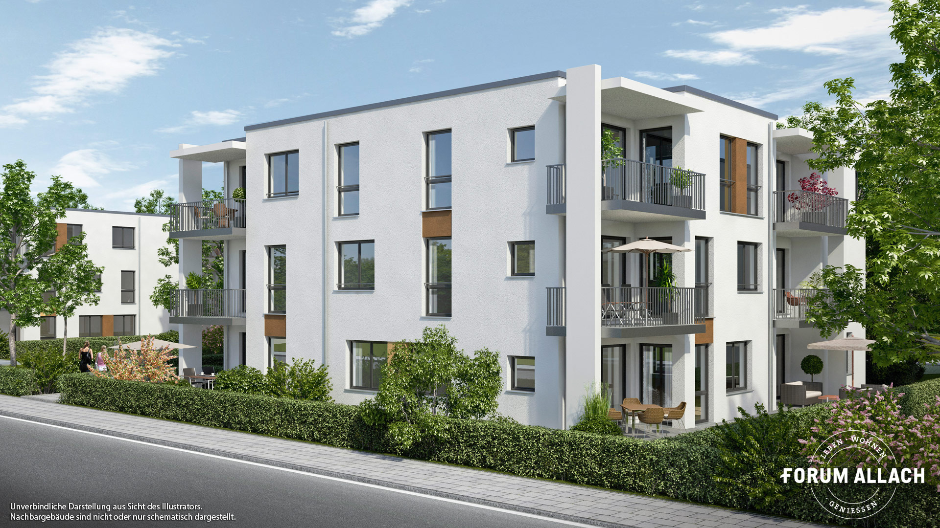 Immobilie Forum Allach - Illustration 3