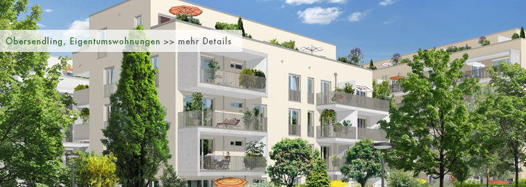 Neubau - Eigentumswohnungen in München - Obersendling