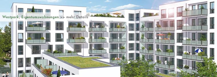 Neubau - Eigentumswohnungen in München - Westpark