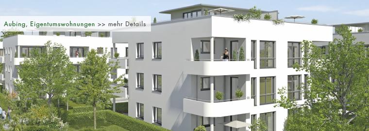 Neubau - Eigentumswohnungen in München - Aubing