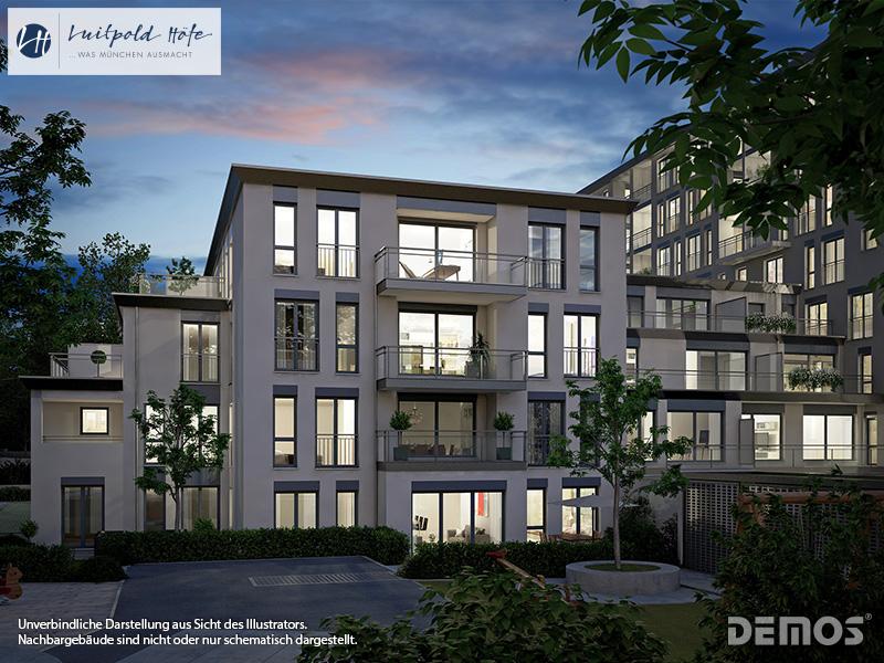 Immobilie Luitpold Höfe - Illustration 4