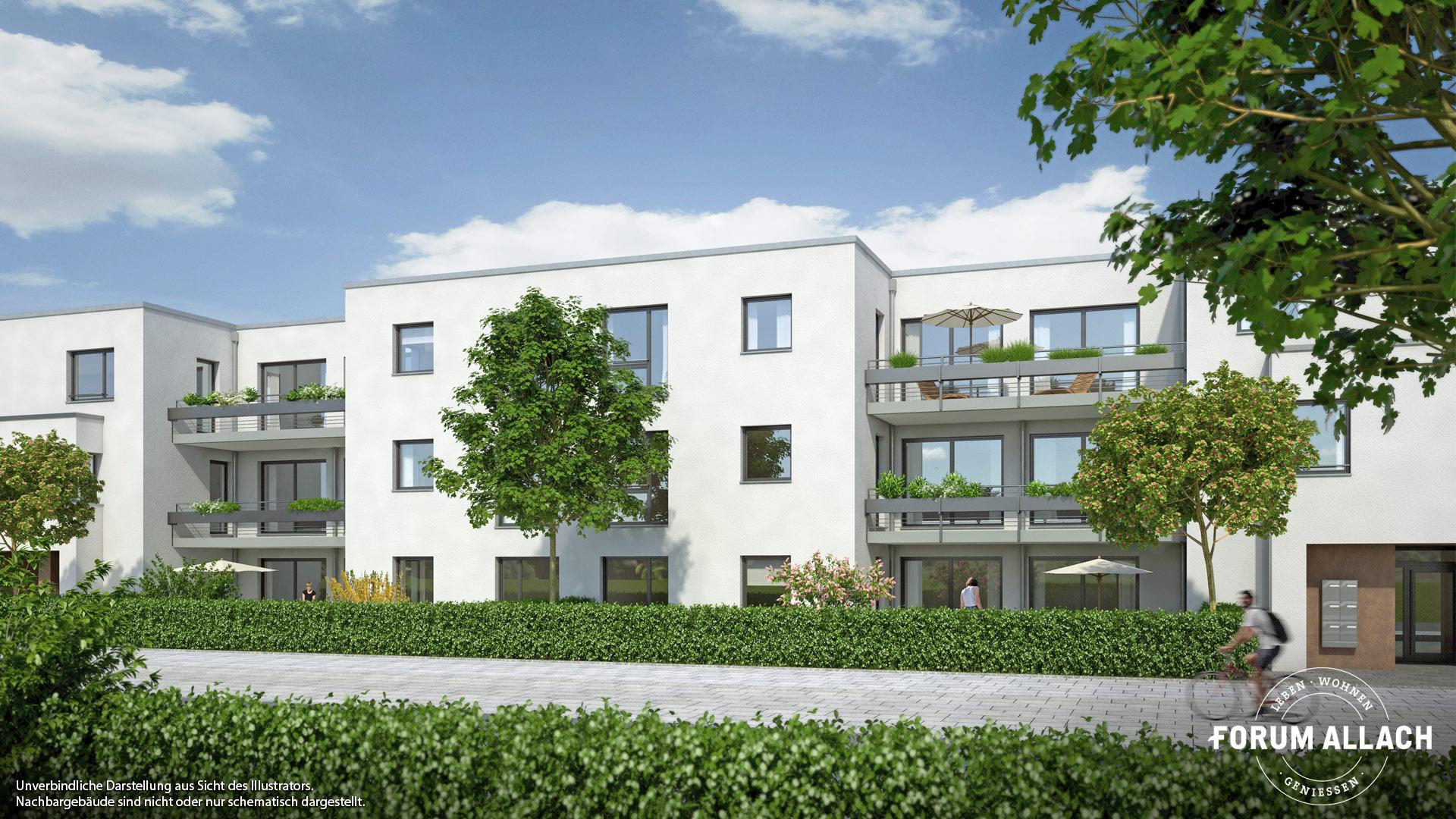 Immobilie Forum Allach - Illustration 4