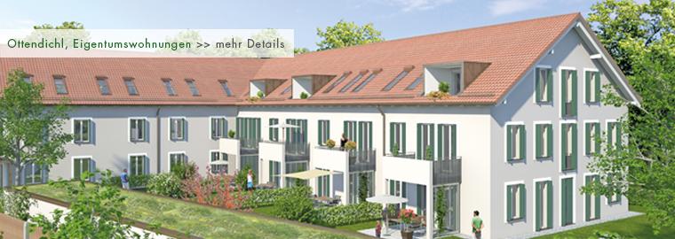 Neubau - Eigentumswohnungen in Haar - Ottendichl