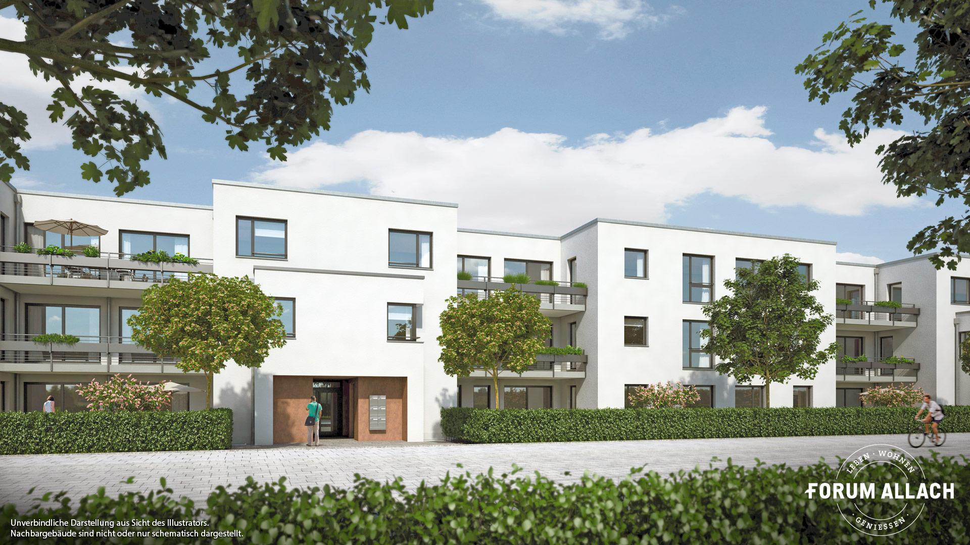Immobilie Forum Allach - Illustration 5