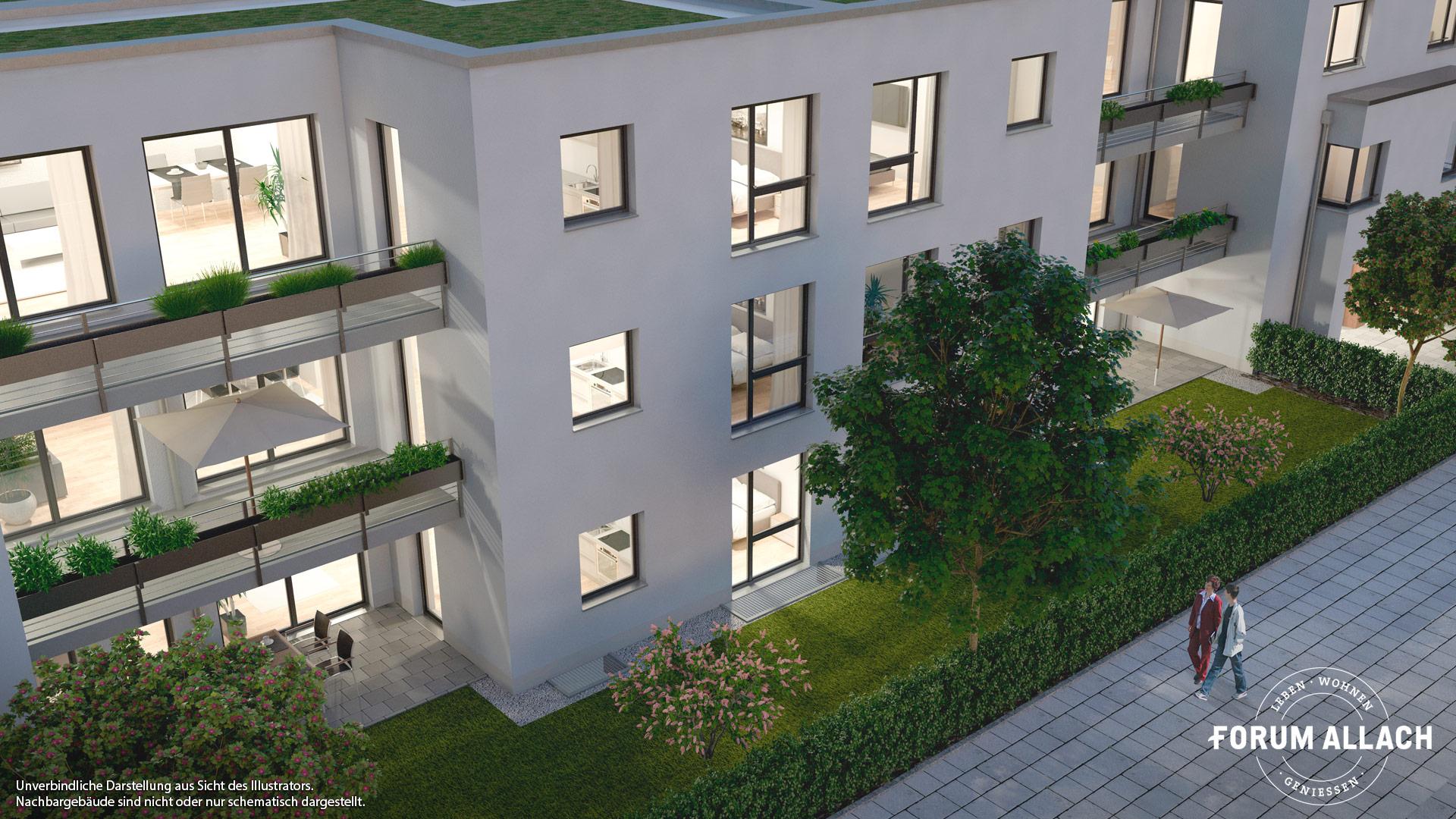 Immobilie Forum Allach - Illustration 6