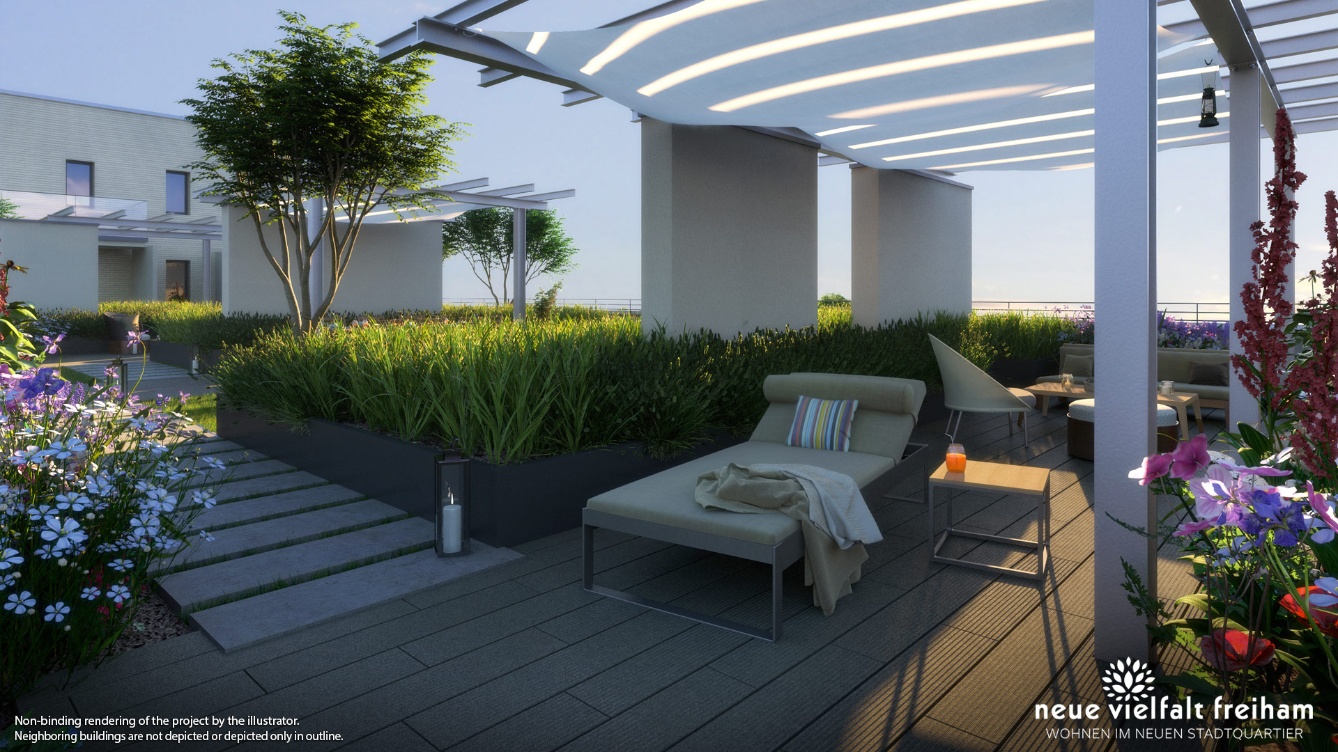 Property Neue Vielfalt Freiham – Illustration 7