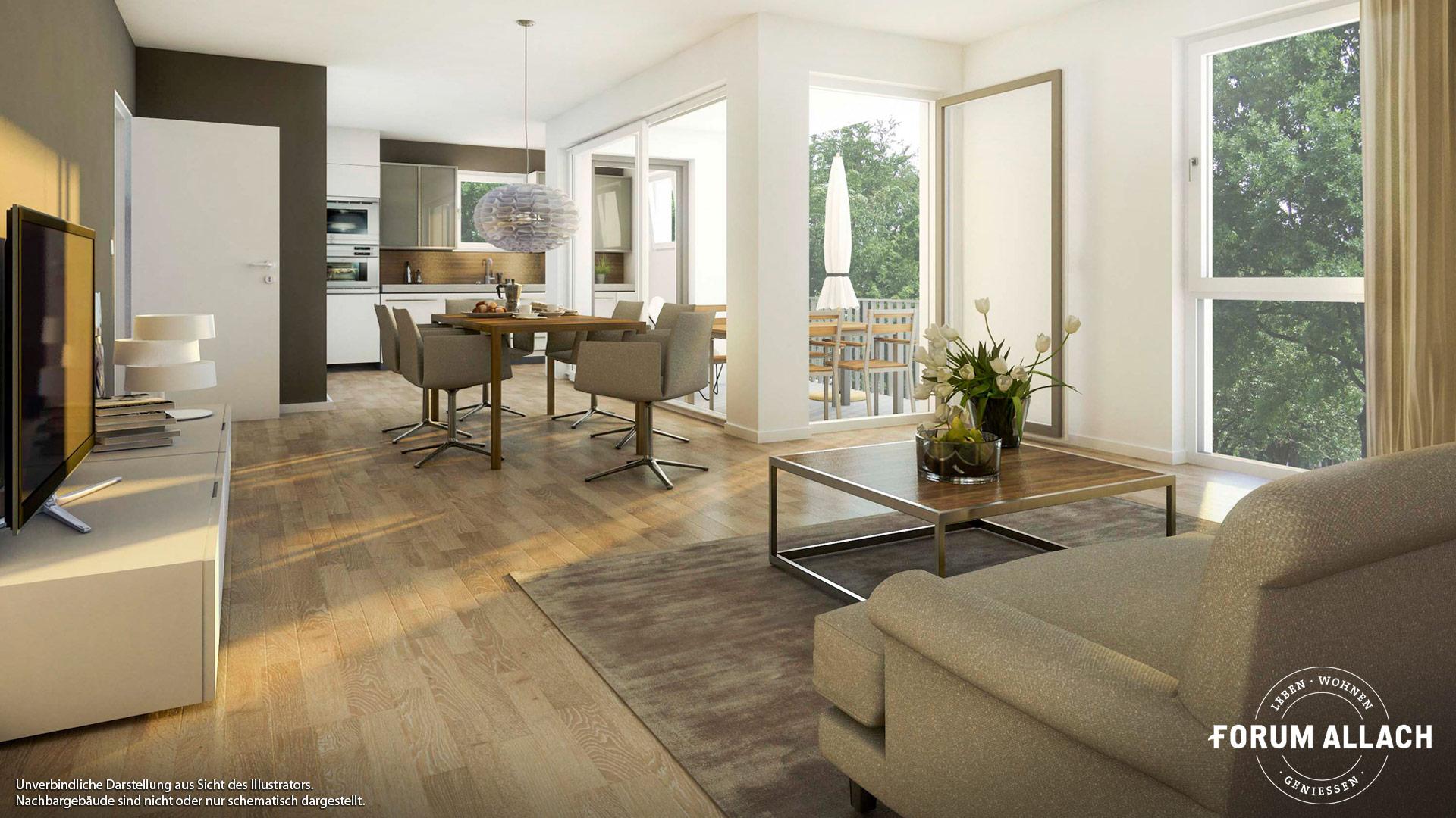 Immobilie Forum Allach - Illustration 7