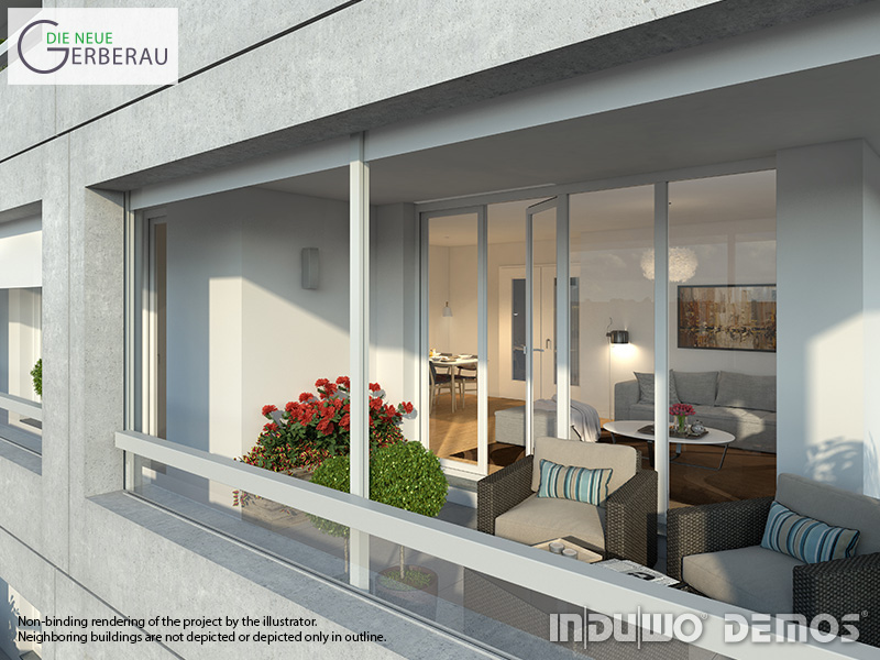 Property Die neue Gerberau - Illustration 9