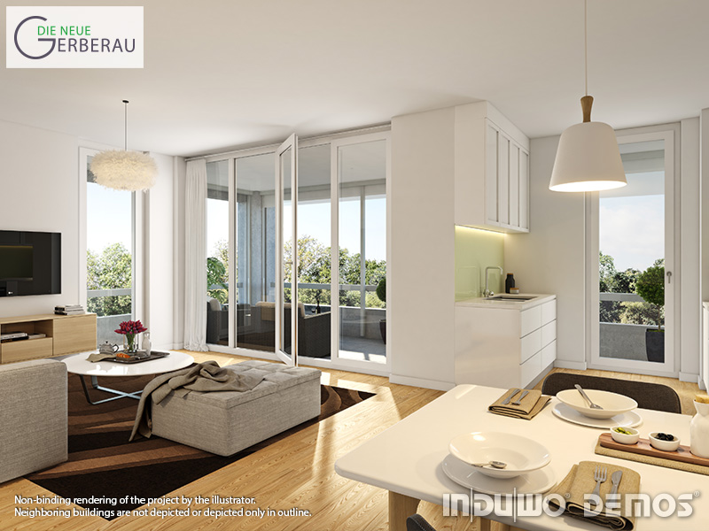 Property Die neue Gerberau - Illustration 11