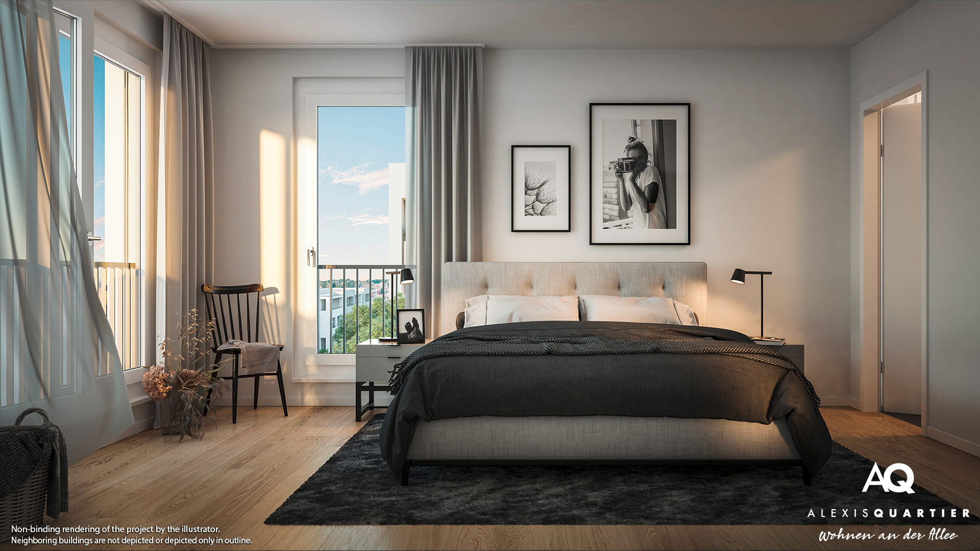 Property Alexisquartier - Wohnen an der Allee - Illustration 11