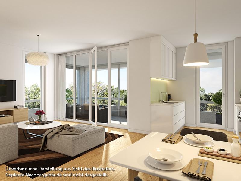 Immobilie Die neue Gerberau - Illustration 11