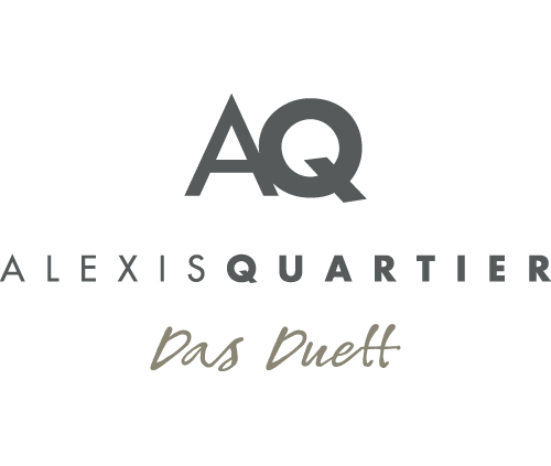 Condominiums Alexisquartier - Das Duett - Project logo
