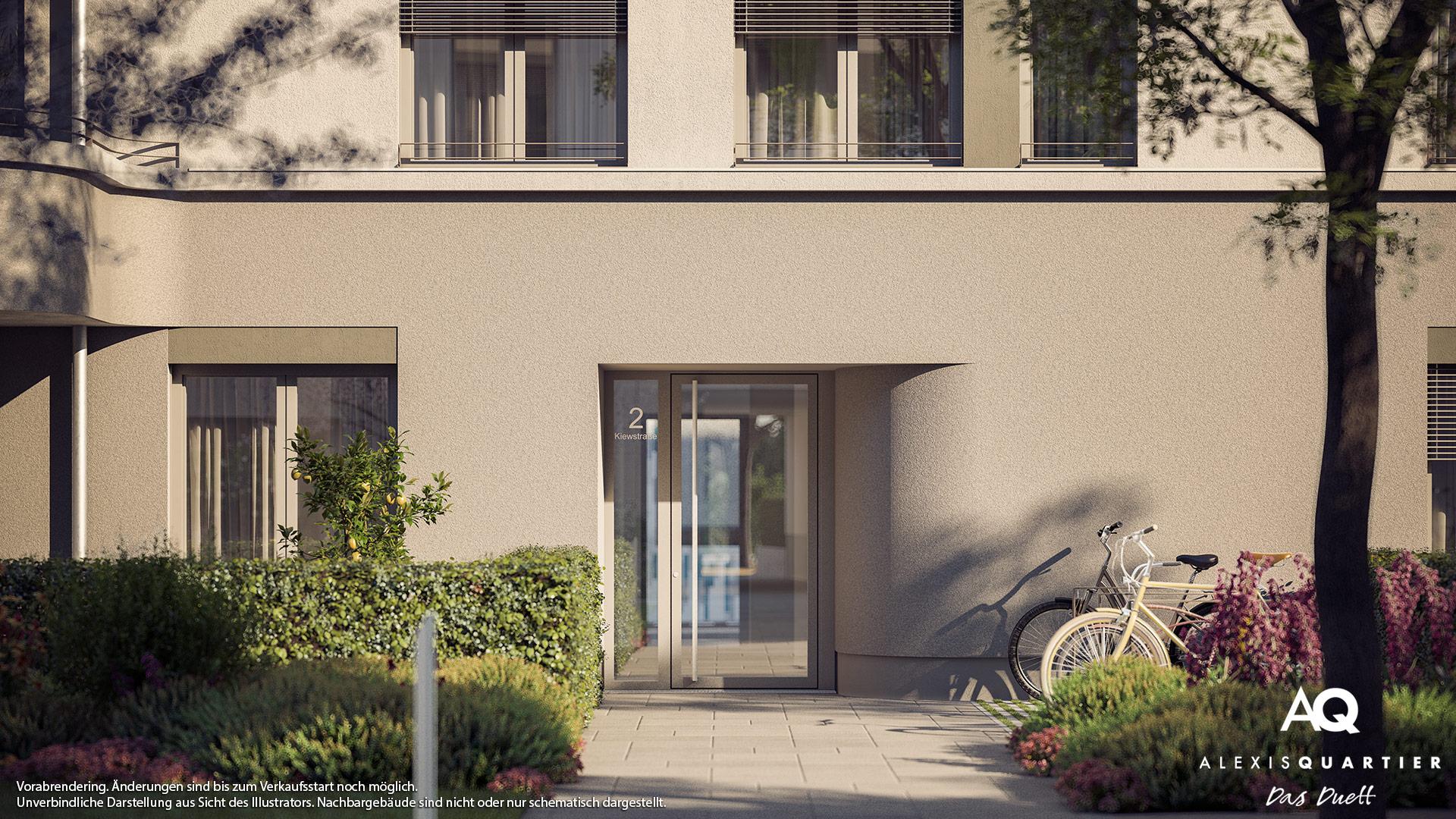 Property Alexisquartier - Das Duett - preannouncement - Illustration 2