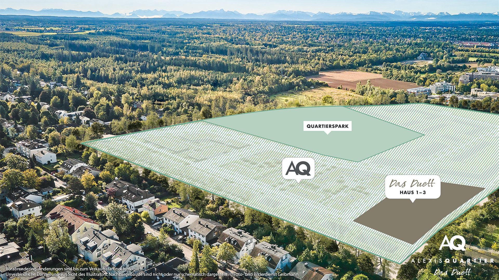 Property Alexisquartier - Das Duett - preannouncement - Illustration 5