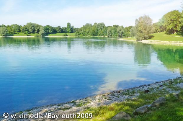 Eigentumswohnungen Kirchheim bei München: Grüne Mitte Kirchheim - Park-Carré - Umgebungsbild 1
