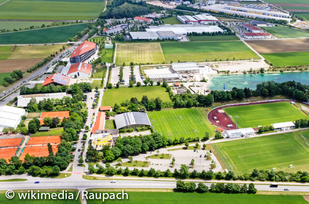 Eigentumswohnungen Kirchheim bei München: Grüne Mitte Kirchheim - Park-Carré - Umgebungsbild 3
