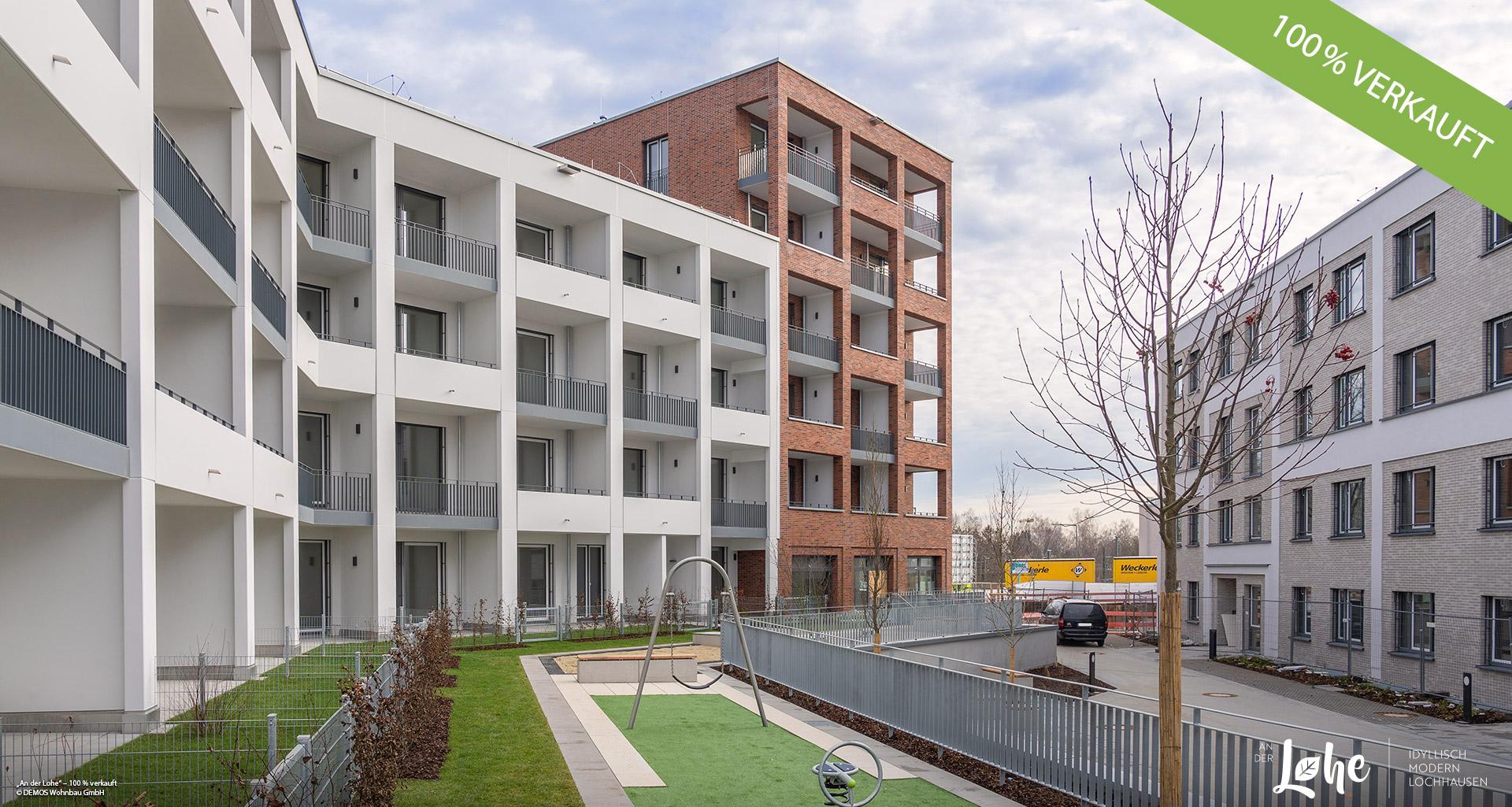 """""""An der Lohe"""" in München-Lochhausen: Alle Wohnungen verkauft"""