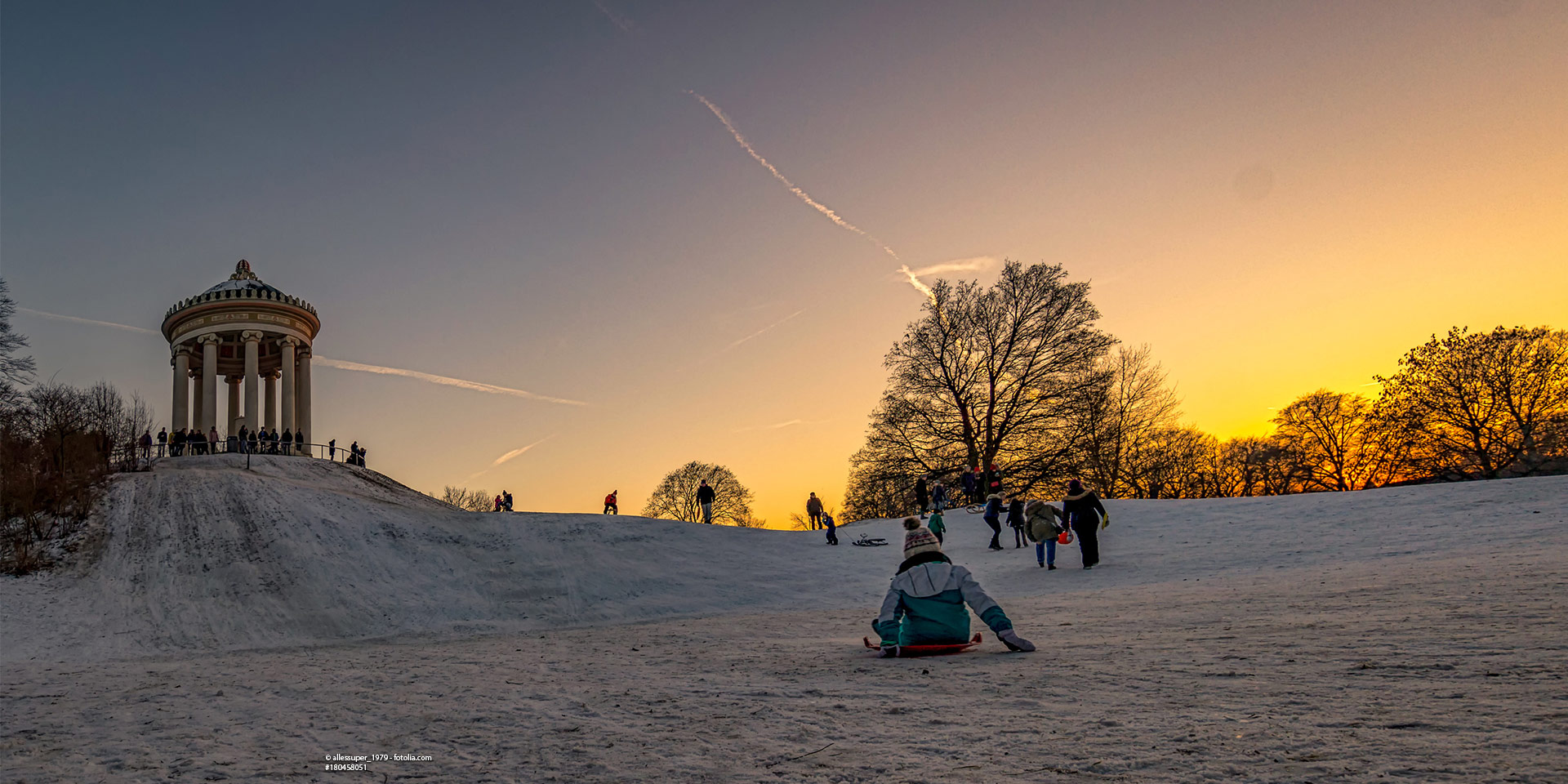 Making the most of the coldest season: winter sports in Munich