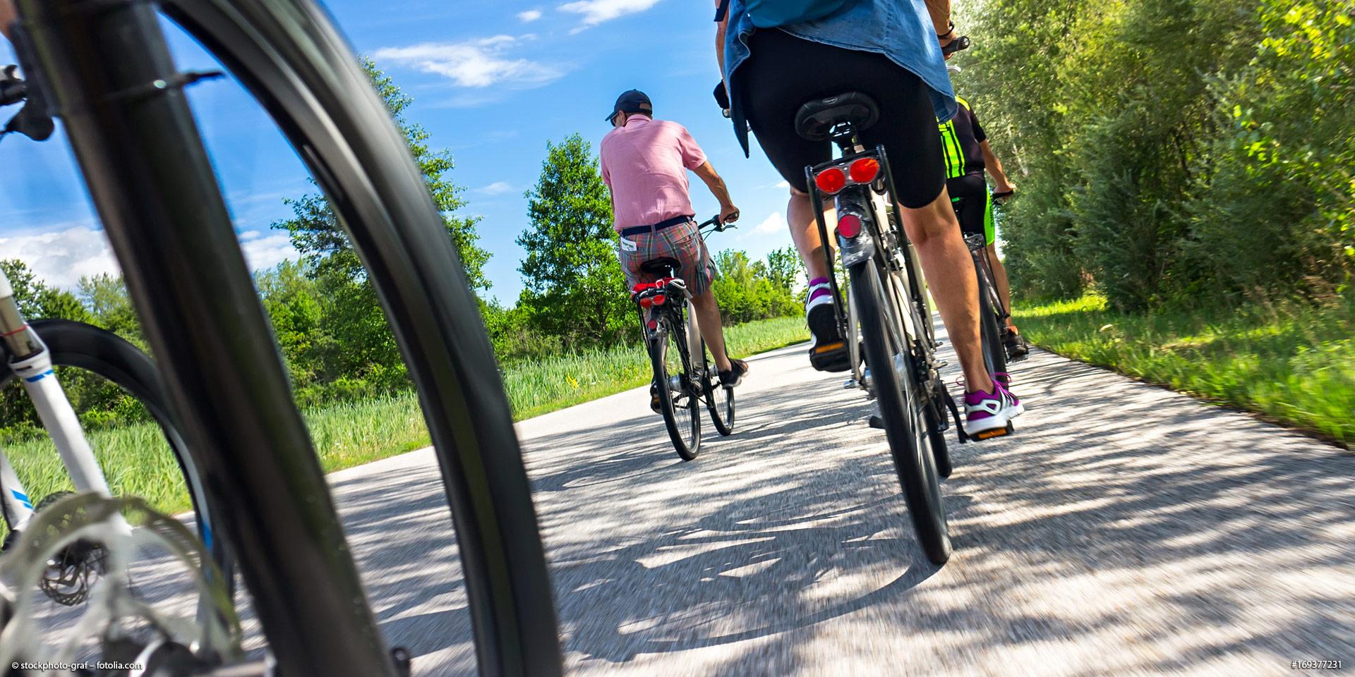 Die schönsten Rad- und Wanderwege in und um München