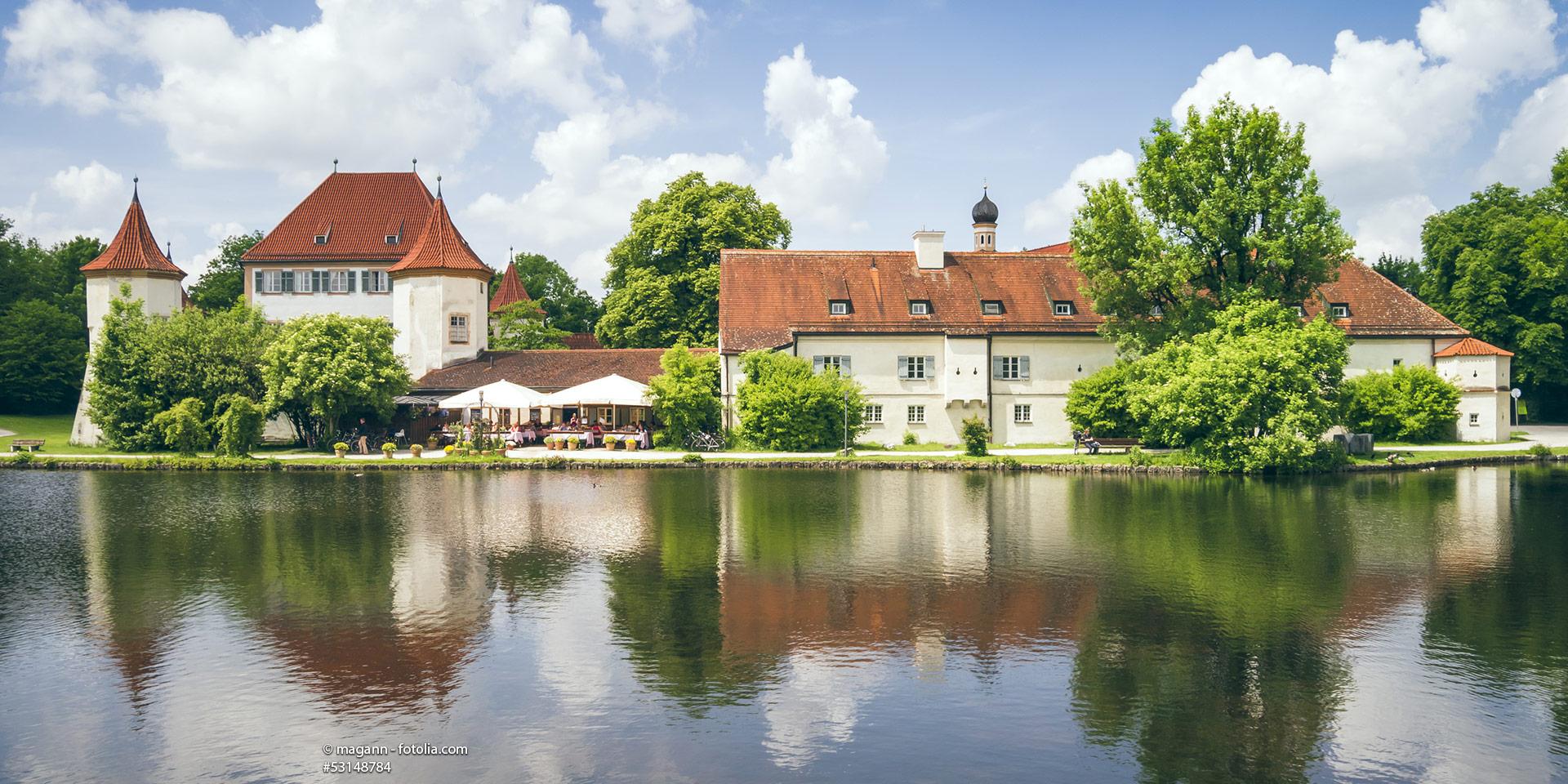 Lebenswerte Metropolregion München: der Münchner Stadtteil Lochhausen