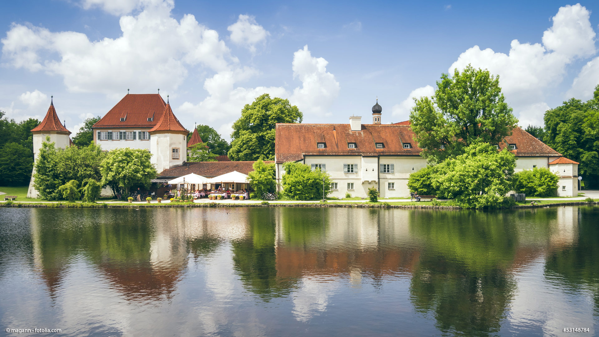 Munich as a great place to live: The district of Lochhausen
