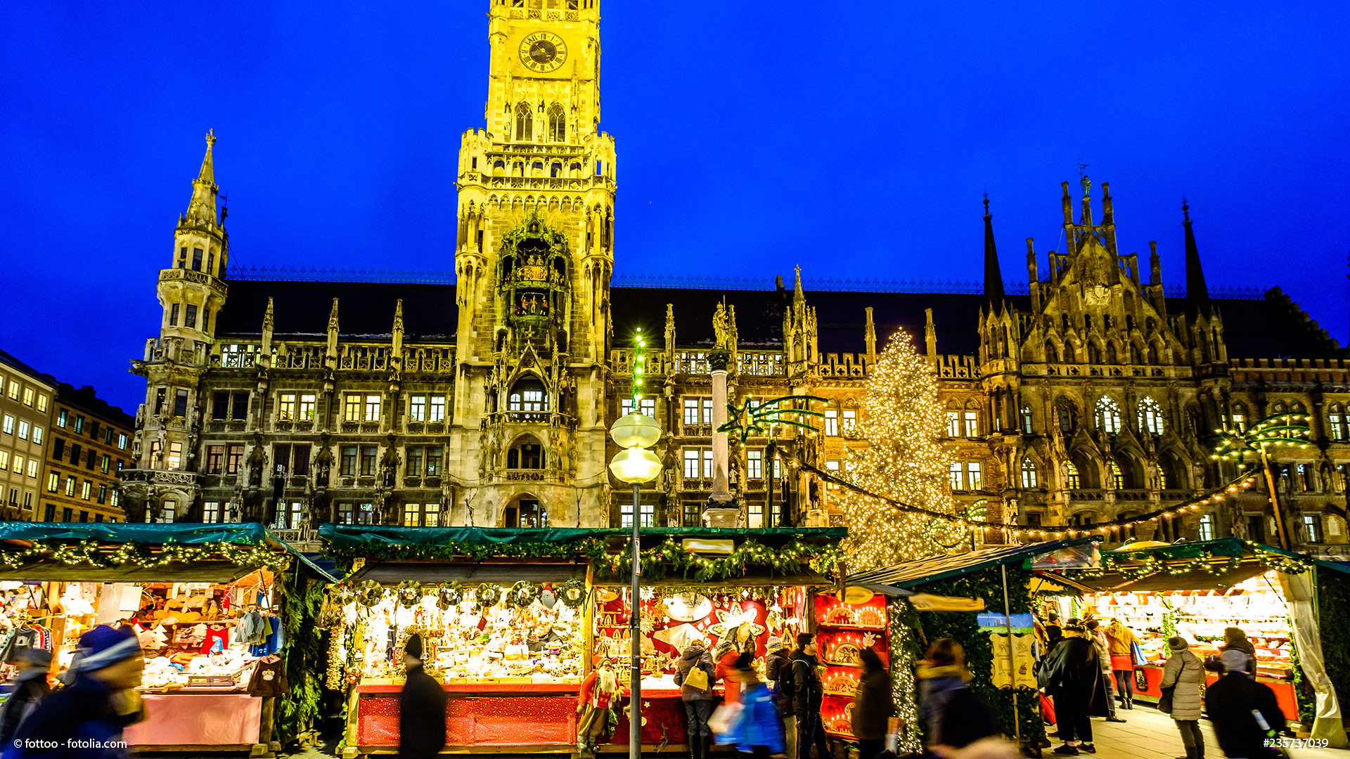 Christmas Markets in Munich not to be missed