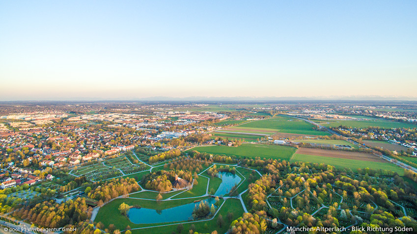 Destinations around Munich: The booming outskirts of Munich
