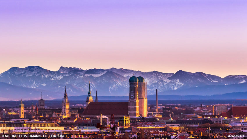 Destinations around Munich: Munich's Alpine foothills – part 1
