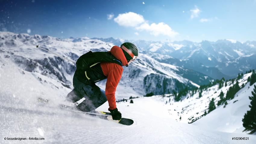 Die schönsten Skigebiete nahe München