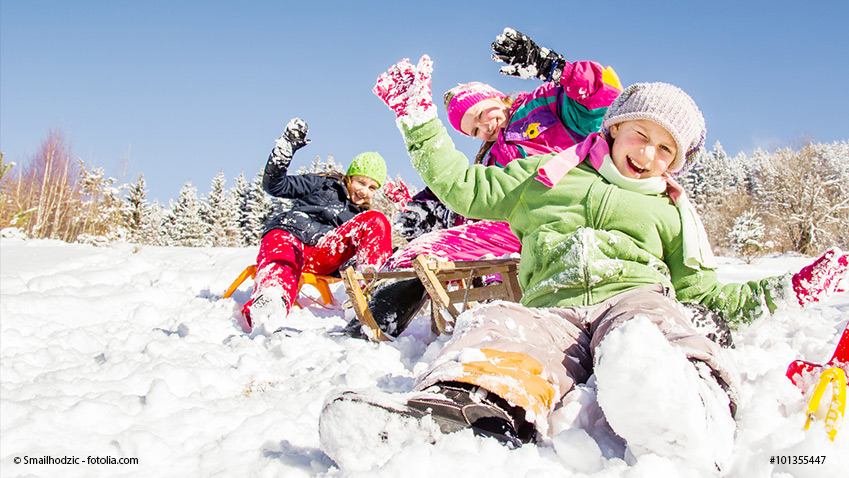 Kinderaktionen für die Winterzeit