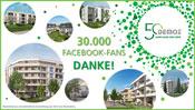 30.000 Facebook Fans - DANKE - DEMOS Wohnbau GmbH