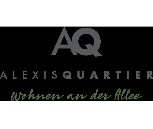 Property Alexisquartier - Wohnen an der Allee - Projektlogo